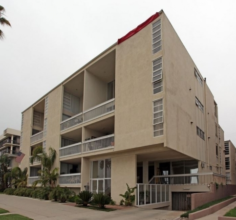 $13,650,000 1st Trust Deed for Santa Monica Apartment Building